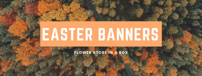 Easter Banners 2019