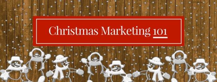 Christmas Marketing Florists