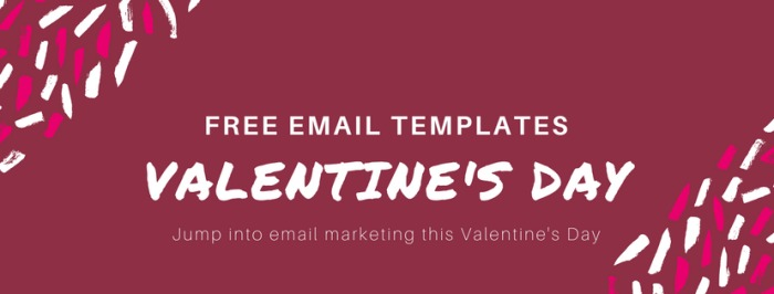2018 Valentine's Day Emails