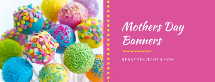 Mothers Day Banners 2018 for Florists