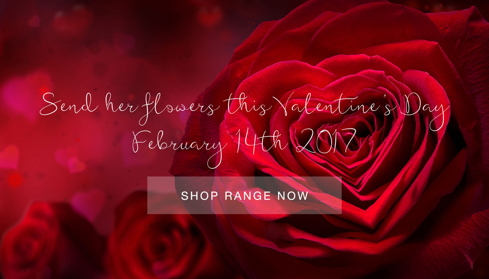 Valentines Day Banners 2017